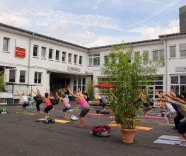 Yoga Workshop in Köln